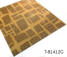 Piso de PVC con patrón de piel de ciervo