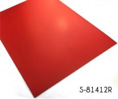 Color de Rojo Piso vinilico del azulejo