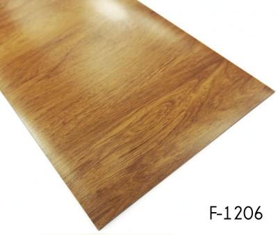 Piso PVC de alto brillo con Patrón de Madera