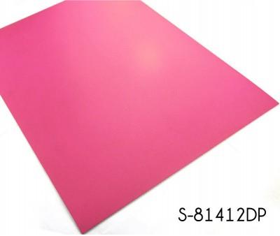 Suelo vinilico de lose de color Oscuro rosado