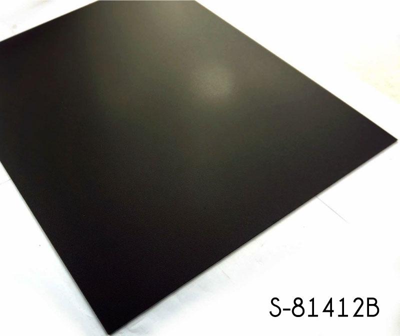 Pegamento abajo color negro loseta vinilica piso vinilo - Piso vinilico negro ...