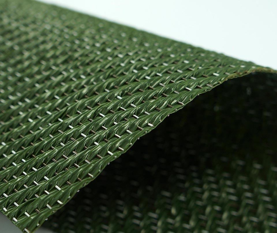 Tejido de vinilo alfombra de color verde piso vinilo for Alfombras de colores